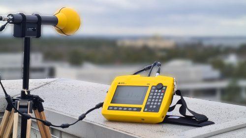 Messgerät Narda SRM-3006